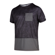 MYSTIC Shred S/S Quickdry Phantom Grey