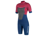 NEILPRYDE 20 Spark Springsuit 2/2 BZ  C2 Blood Red/Navy