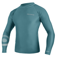 NEILPRYDE Rashguard Mission/S C2 hot teal/legion blue