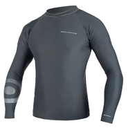 NEILPRYDE Rashguard Mission/S C1 anthracite/dusk orange