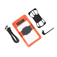 Zulupack Phone Twist & Ride Orange