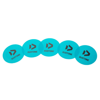 DTK - Air Port Valve Protection Patch (5pcs) turquoise