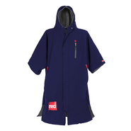 Premium Poncho Pro Change Robe Red Paddle blue L