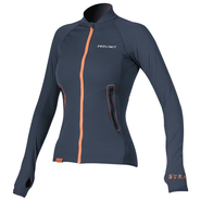Prolimit Wmns SUP Top Quick Dry Slate Black/Sky...