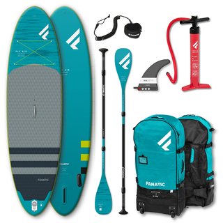 Fanatic Package Fly Air Premium 108 + Carbon 35 3-teiliges Paddel