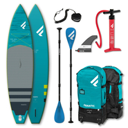 Fanatic Package Ray Air Premium 136 + Pure 3-teiliges Paddel