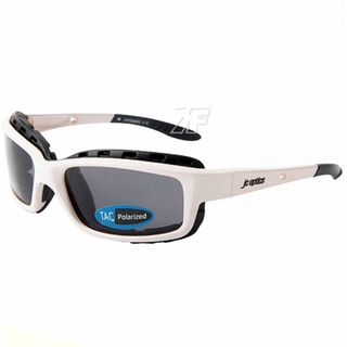 STYLER PREMIUM Sportbrille JC-Optics Sonnenbrille Polarisiert cool grey
