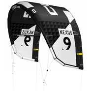 Core Kiteboarding Nexus 2 Kite only black