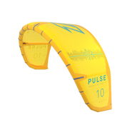 North Kiteboarding Pulse Kite - Yellow (250) - 8m