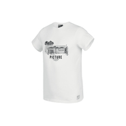 Picture Dad & Son Shop Tee White S 48
