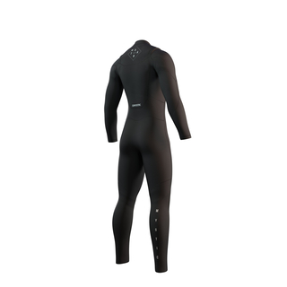 MYSTIC Star Fullsuit 4/3mm Double Fzip Black