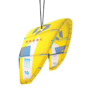 DUOTONE REBEL Duftbaum Air Freshener Kite Whitewater