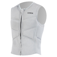 Prolimit Mercury Stretch Kite Vest Half Padded FZ misty grey
