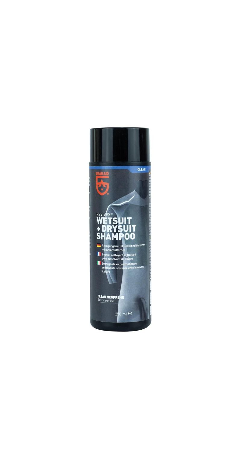Ascan Canel (100ml = 3.96EUR) Wet+Dry Suit Shampoo McNett Neoprenwaschmittel 250ml 385
