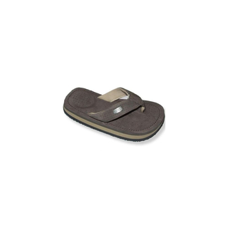Zehentrenner Cool Shoe DELUXE Leder brown