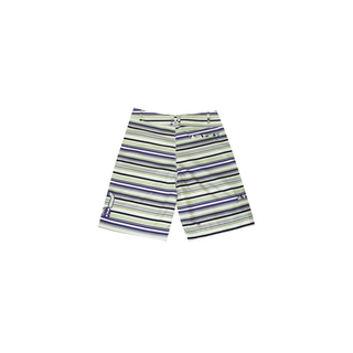STATUS Boardshort TEN 80 / three by Keith Lidberg purple