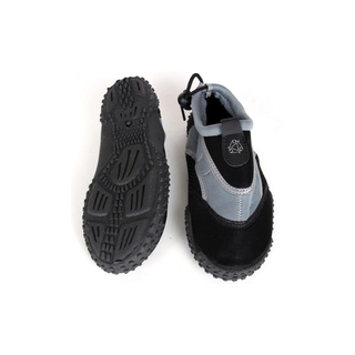AQUA WALKER Badeschuh Mystic black/grey