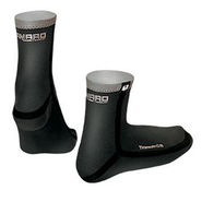 TITANIUM SEAMLESS Thermo Socks Camaro 0.5mm 41/42
