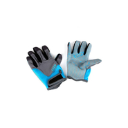 AMARA GLOVES FULL FINGER Handschuh ION blue/grey L