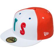 59FIFTY TS New Era Cap North Kiteboarding red/white 7 1/4...