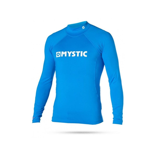 STAR UV-Shirt Mystic Langarm blue