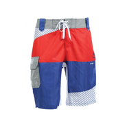 ACTIVE Boardshort Picture red