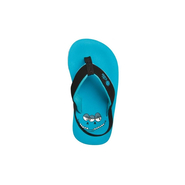 Badelatschen Cool Shoe Kids MONSTER B scuba blue