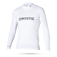 STAR UV-Shirt Mystic Langarm white