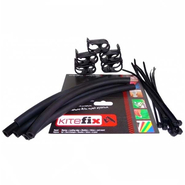 KITEFIX One Pump Repair Kit black