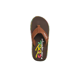 Badelatschen Cool Shoe Kids ORIGINAL SLIGHT CHILD turkish coffee