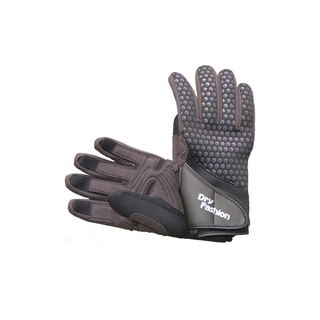 NEORPENHANDSCHUH Segelhandschuh Dry Fashion black/anthrazit