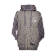GENESIS Zip Hoody Liquid Force green