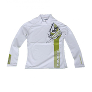 WATER KID UV-Shirt Camaro Langarm green/white