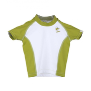 TODDLER UV-Shirt Camaro Kurzarm green/white