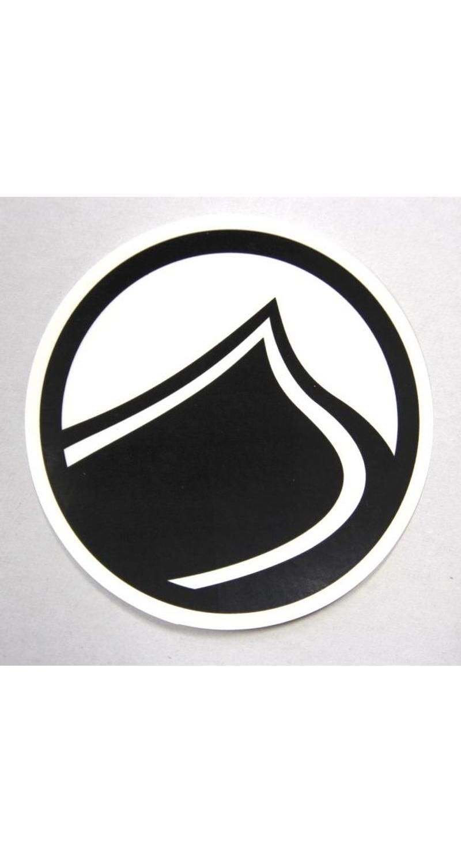 Liquid Force Wakeboard DROP Sticker Liquid Force 11cm black LF2155613