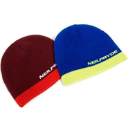 FITTED Beanie NP blue