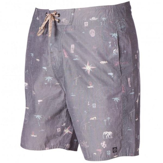 MAP Boardshort Mystic caviar
