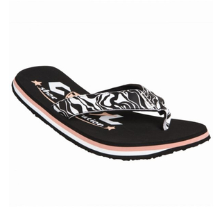 Badelatschen Cool Shoe EVE SLIGHT GIRL zebra