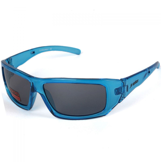 SMALL BASIC Styler Sportbrille JC-Optics Sonnenbrille crystal blue