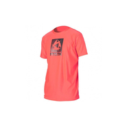 STAR Quickdry UV-Shirt Mystic Kurzarm coral
