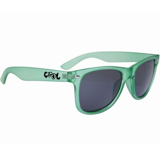 RINCON Sonnenbrille Cool Shoe crystal green