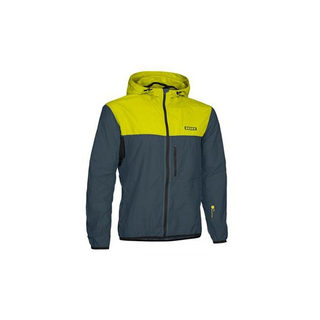 WINDBREAKER Jacke ION lime/dark blue