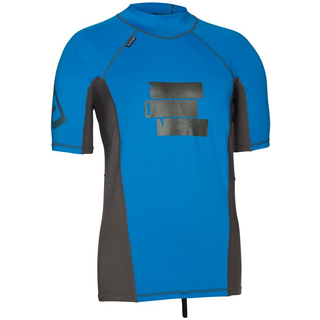 RASHGUARD UV-Shirt ION Kurzarm blue
