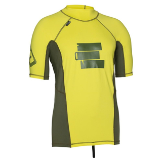 RASHGUARD UV-Shirt ION Kurzarm yellow