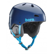 MACON EPS Helm bern satin navy blue S-M 54-57