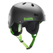 TEAM MACON EPS Helm bern matte black