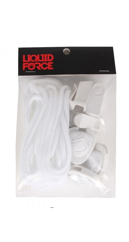 Liquid Force Wakeboard LACE KIT Liquid Force weiß LF2155590weiß