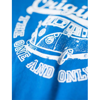 ORIGINAL RIDE T-Shirt Boys VanOne Classic Cars blue/white