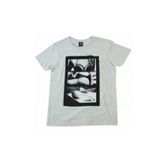 GOODTHINGS T-Shirt Soöruz grey