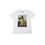 FREEDOM T-Shirt Soöruz white